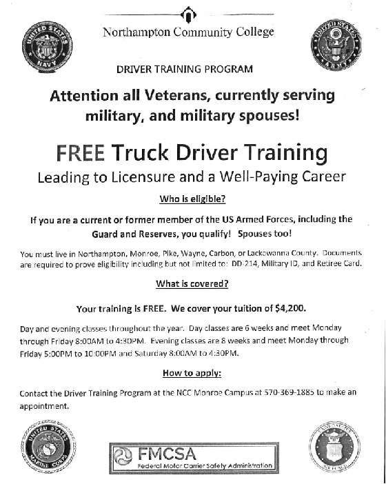 free-truck-driver-training