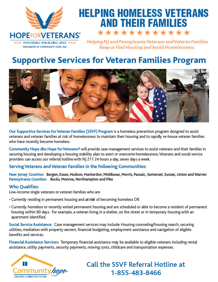 Hope for Veterans