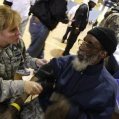 Stand Down event in Newark benefits homeless veterans