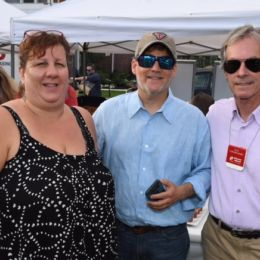 """Fanwood-Scotch Plains Rotary Club """"farm to table"""" fundraiser dinner for OPERATION CHILLOUT held Saturday, Sept. 16."""